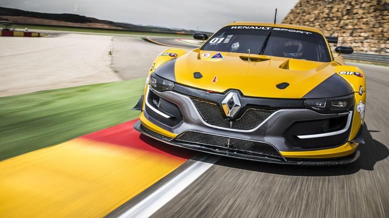 Renault Sport RS Racing Car Wallpapers in jpg format for