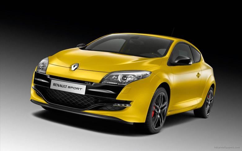 New Megane Renault Sport Wallpapers