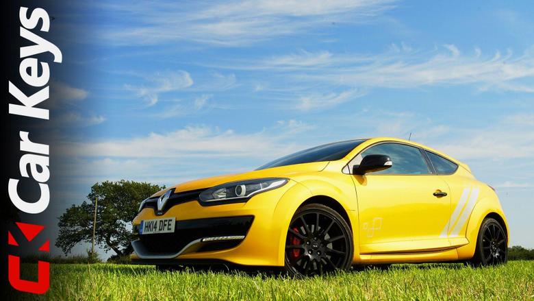 Renaultsport Megane 275 trophy 2015 review Car Keys