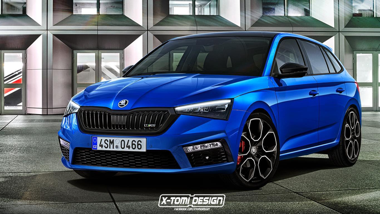 Skoda Scala RS and Scout Make a Lot of Sense
