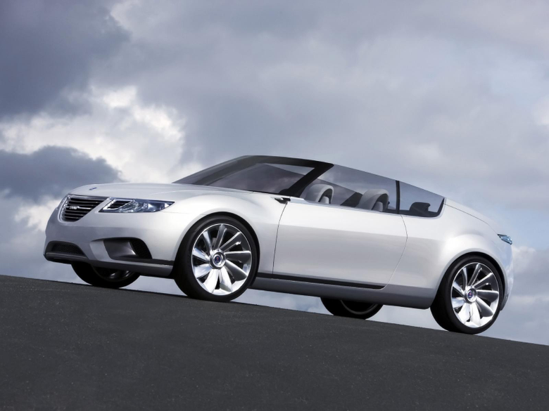 Saab 9X AirConcept Wallpapers Saab Cars Wallpapers in jpg format for
