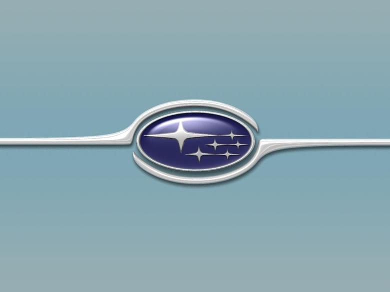 Subaru logo no2 by Artisan
