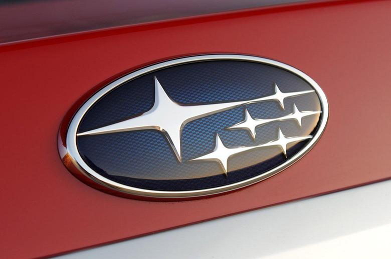 Image For Subaru Wrx Logo