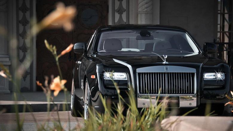 Rolls Royce Wallpapers Group