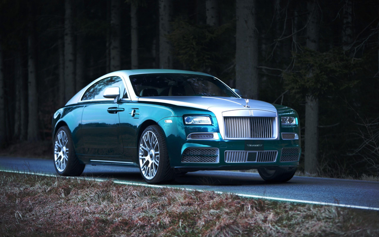 Mansory Rolls Royce Wraith Wallpapers