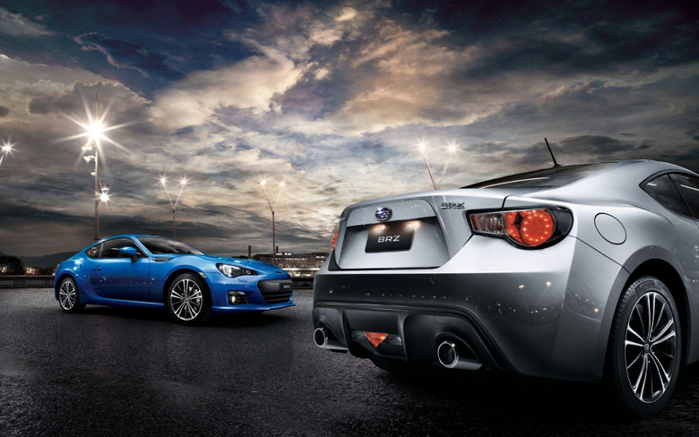 Subaru Brz Wallpapers