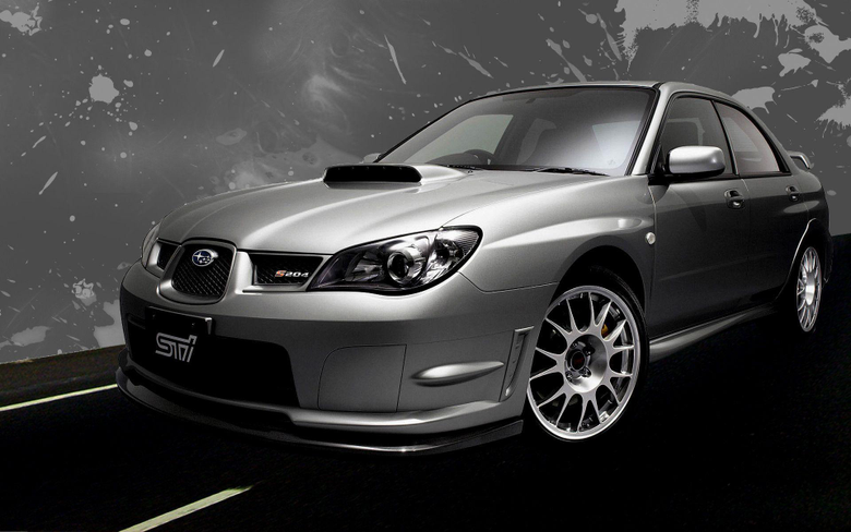Subaru Impreza WRX STI Car Wallpapers HD Wallpapers