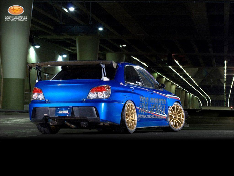 Subaru Impreza Wrx Wallpapers
