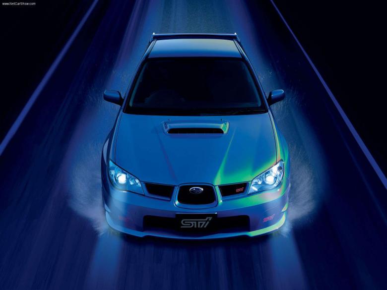 Subaru Impreza Wallpapers