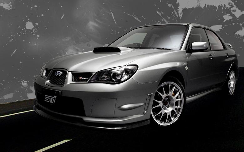 Subaru Impreza Sti Wallpapers by DejoZ