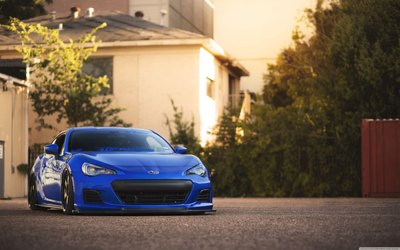Subaru BRZ 3 4K HD Desktop Wallpapers for 4K Ultra HD TV Wide