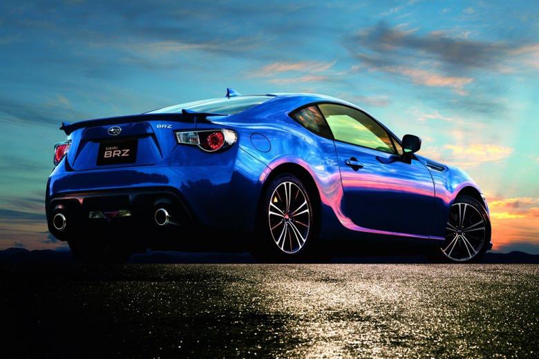 Subaru BRZ 2015 HD Wallpaper Backgrounds Image