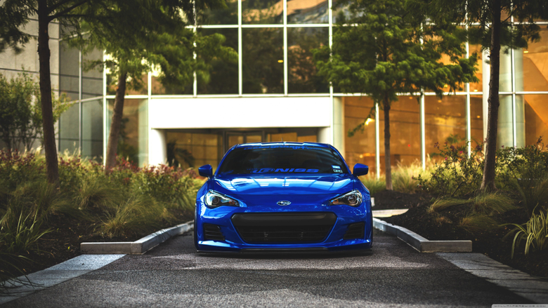 Subaru BRZ 2 4K HD Desktop Wallpapers for 4K Ultra HD TV Wide