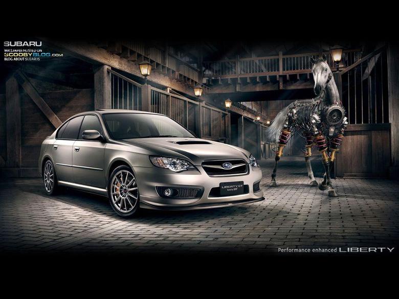 Subaru Legacy Wallpapers