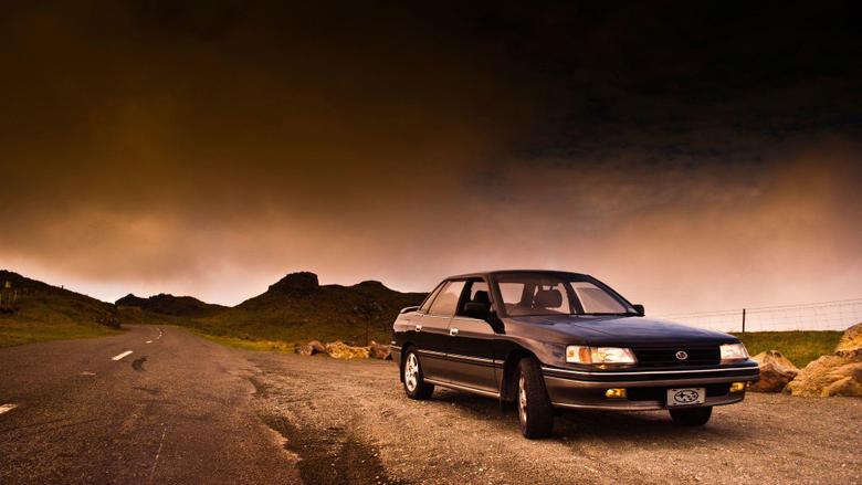 Subaru Legacy HD Wallpapers