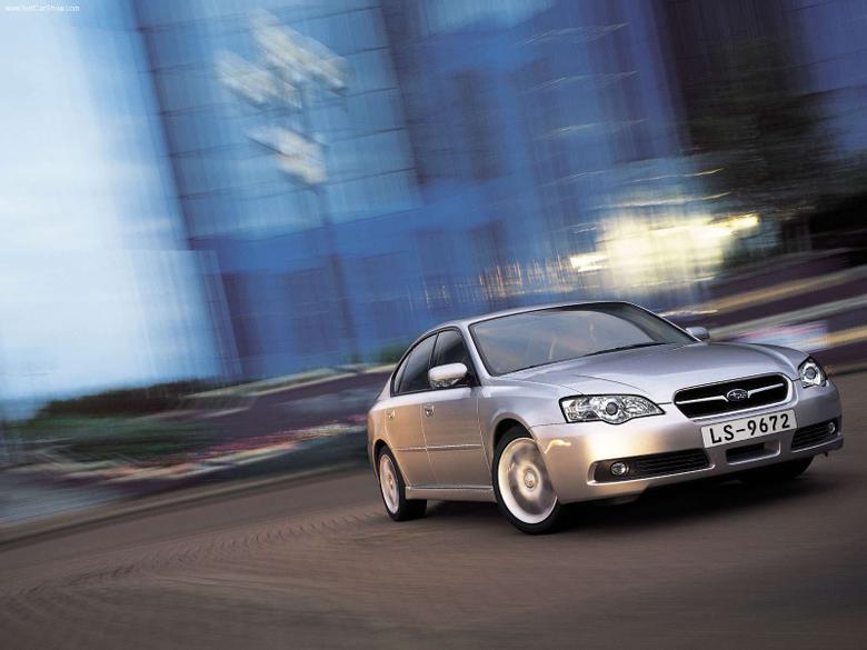 Subaru Legacy picture 34237
