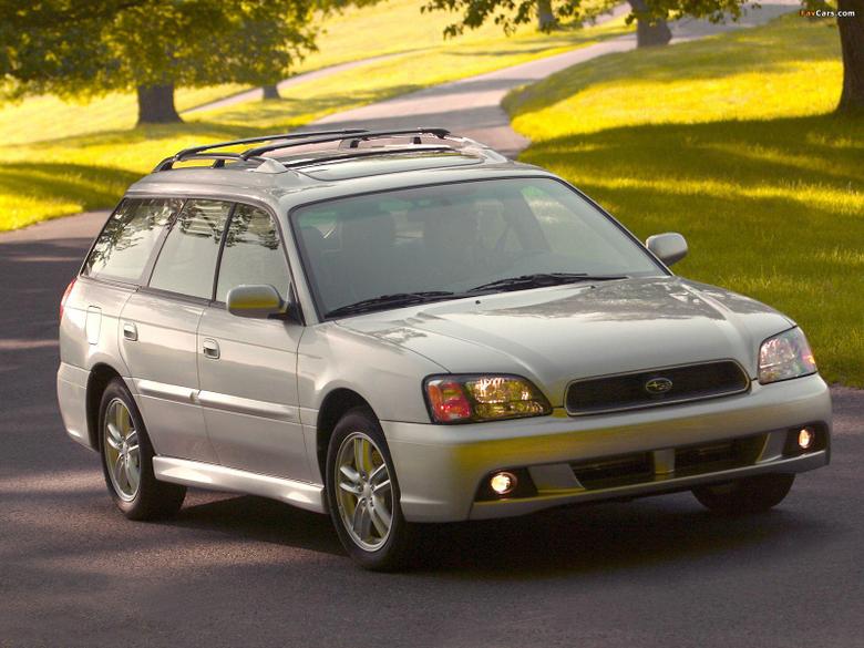 Subaru Legacy 2 5i Station Wagon US