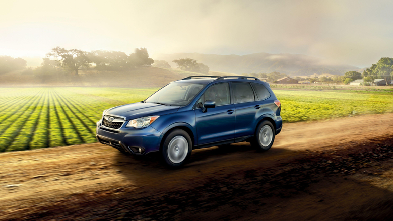 Subaru Forester 2016 Wallpapers