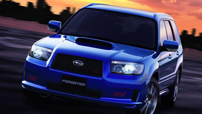 Subaru Forester STI Wallpapers HD Image
