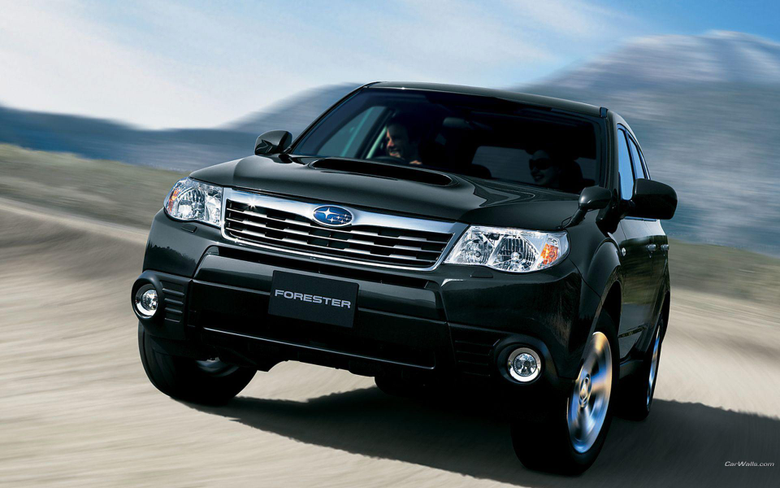 Subaru Forester 1920 x 1200 wallpapers