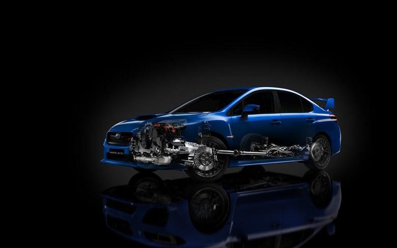 Subaru WRX STI X