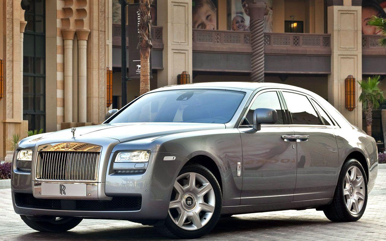 Quality Rolls Royce Ghost Widescreen Wallpapers