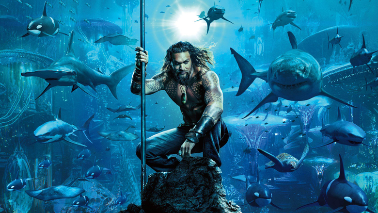 Aquaman Movie Poster 2018 HD Movies 4k Wallpapers Image