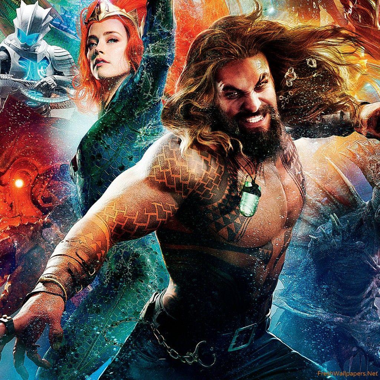 Aquaman 2018 Movie wallpapers