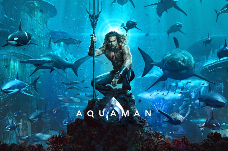 2725x1814 Aquaman 2018 Underwater Wallpapers