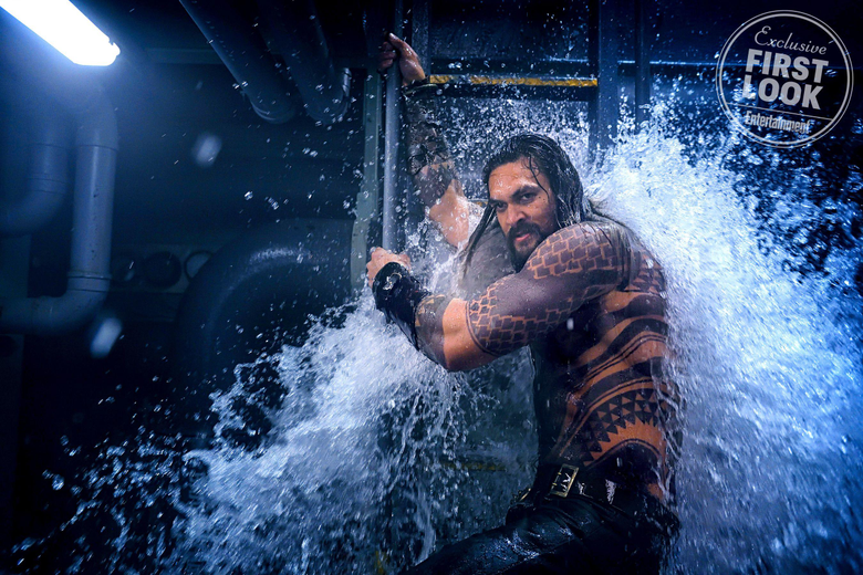 Aquaman Exclusive photos reveal King Orm Vulko Mera and more