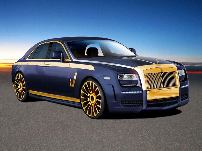 modern car new car Rolls Royce Ghost wallpapers and image