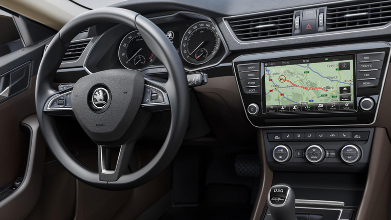 New Skoda Octavia 2019 Interior Wallpapers New Release Car