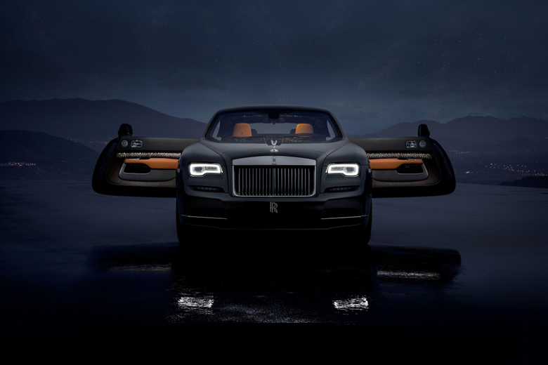 Rolls Royce Wraith Luminary Collection 2018 HD Cars 4k Wallpapers