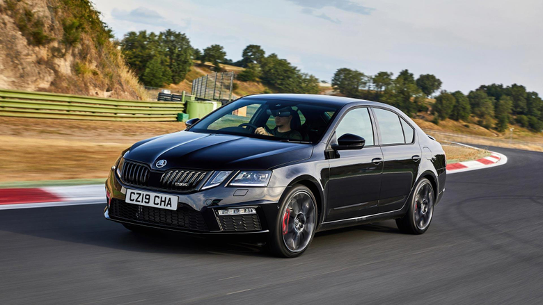 Skoda creates new special edition Octavia vRS Challenge for the UK