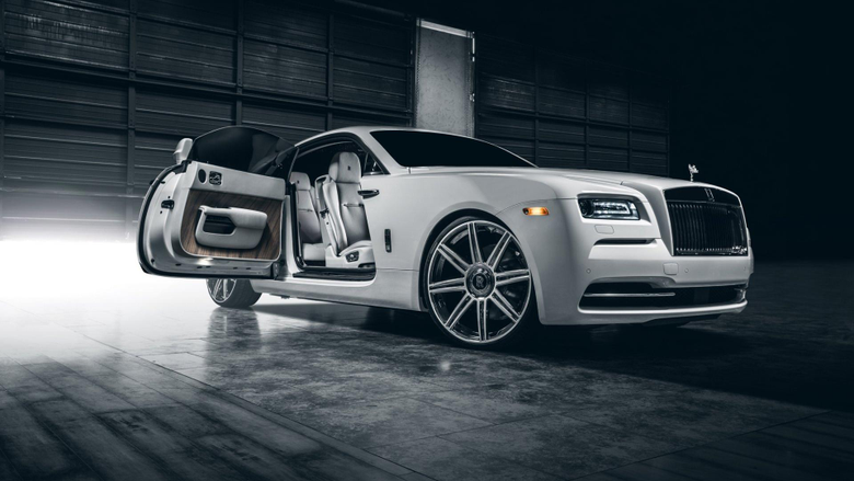 Rolls Royce Wraith Wallpapers HD 10