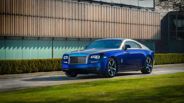 Rolls Royce Wraith 2017 Bespoke 4K Wallpapers