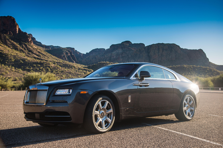Rolls Royce 2015 Wraith HD Wallpaper Backgrounds Image