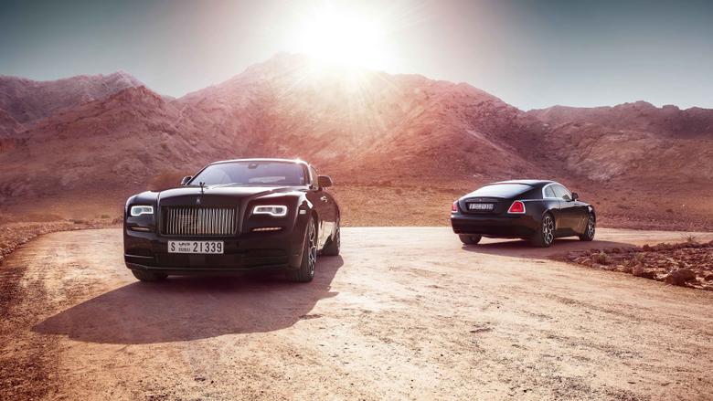 Rolls Royce Wraith Black Badge 4k rolls royce wraith wallpapers