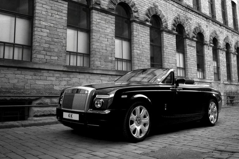 Rolls Royce Ghost Wallpapers HD