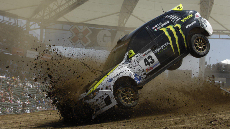 Ken Block Rally Dirt Car Subaru HD Wallpapers Desktop and