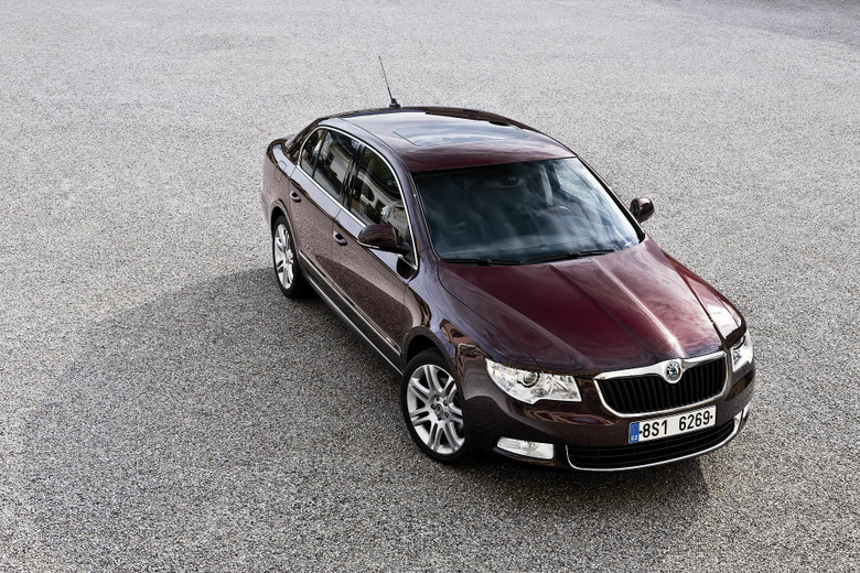 Skoda Superb Pictures Photos Wallpapers