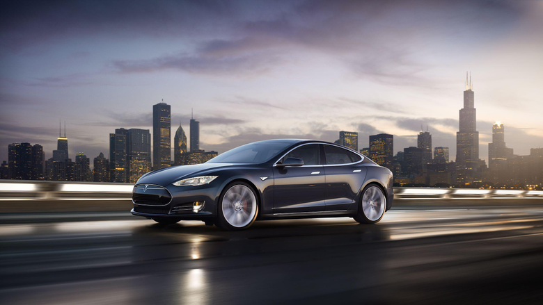 Model S and X Wallpapers