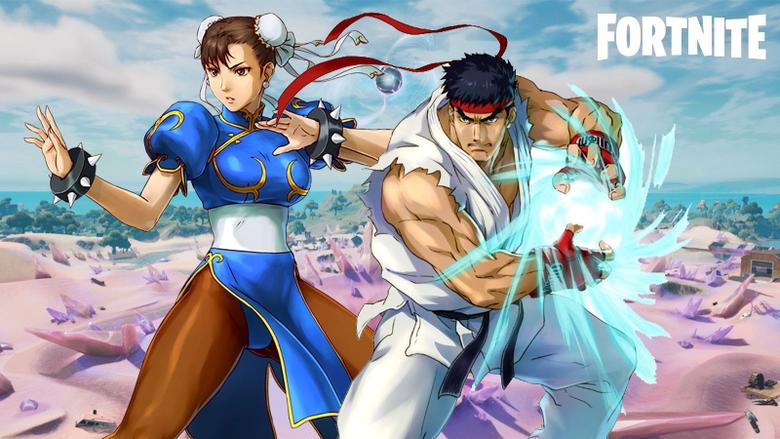 Fortnite leak confirms Street Fighter dexerto