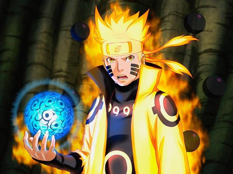 Naruto Six Paths Sage Mode Wallpapers