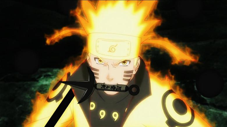 Naruto Six Paths Wallpapers