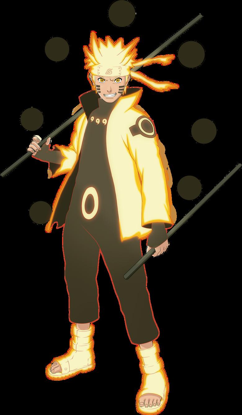 Naruto Uzumaki Sage Of Six Paths teahub io