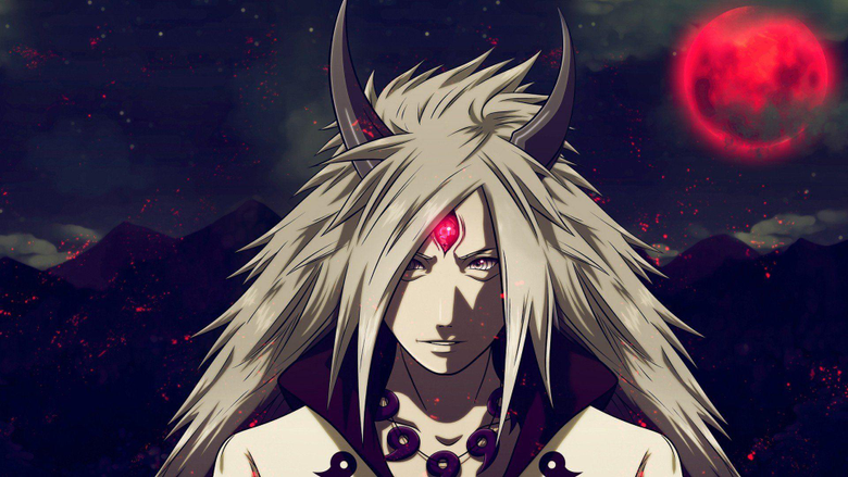 Uchiha Madara Sage of Six Paths Eternal Tsukuyomi Naruto
