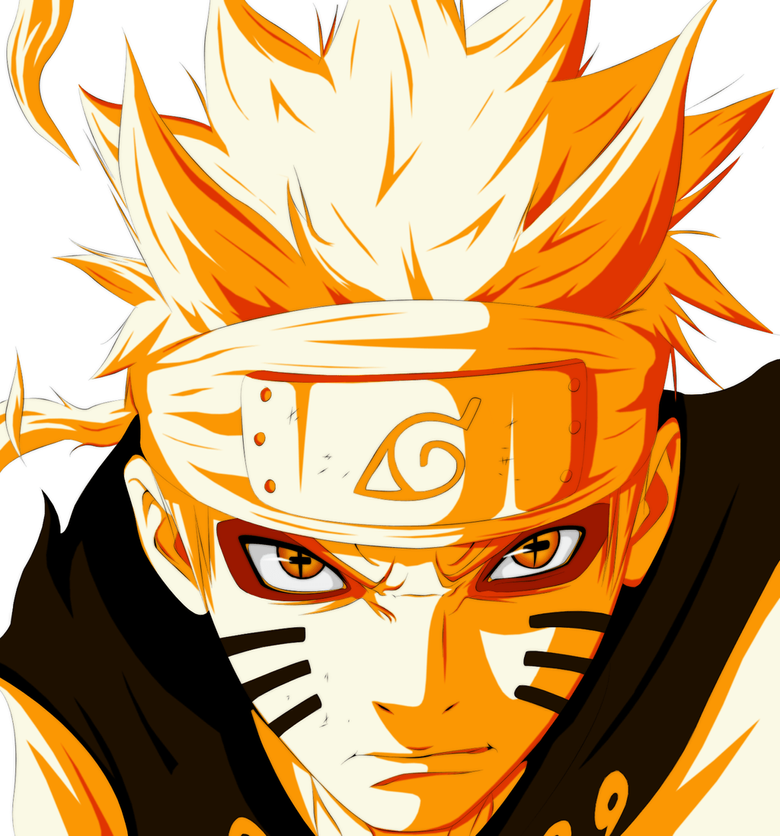 Naruto Kyuubi Mode Wallpapers