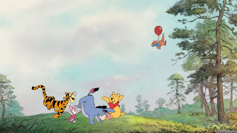 Winnie The Pooh Desktop Wallpapers Top pinterest