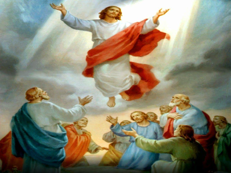 Holy Mass image THE ASCENSION OF JESUS